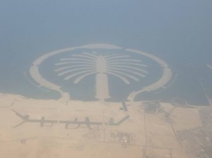 Palm Tree Island Dubai
