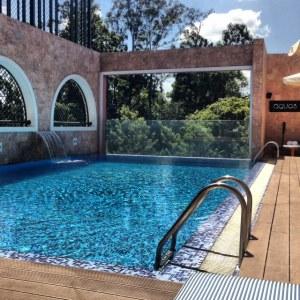 Pool at VRK