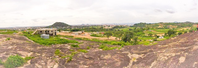Abuja Proper