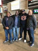 The boys at Auburn