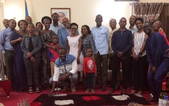 Rwandan Event