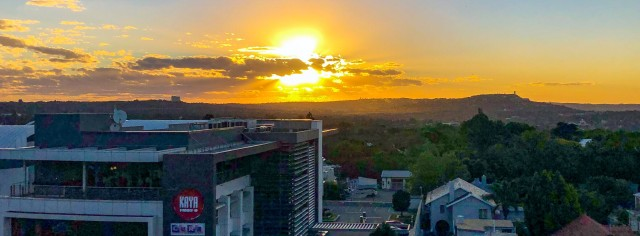 Sunset Joburg