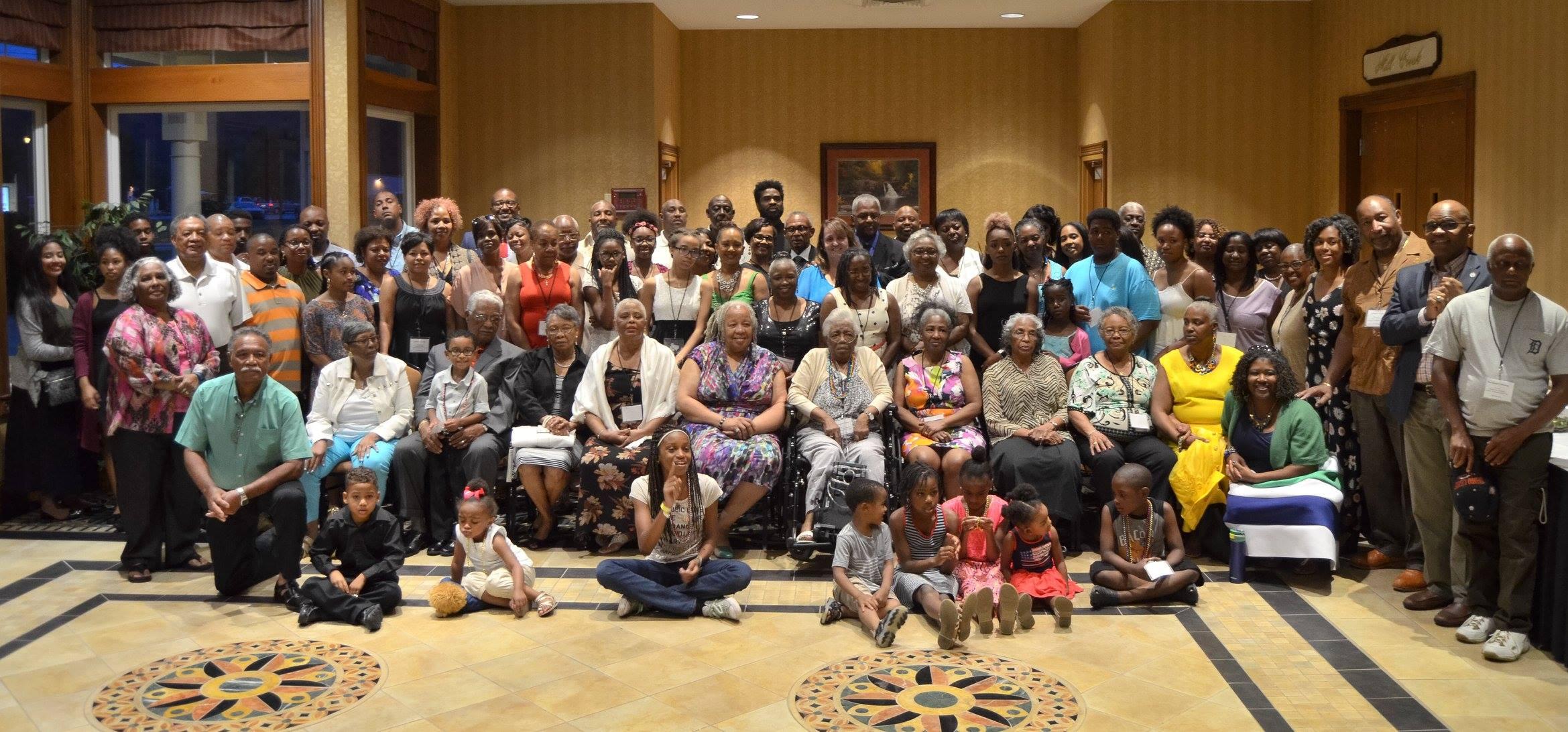 Harford Tait Family